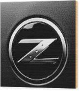 Nissan Z Wood Print