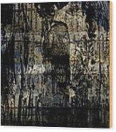 No 050 2 Wood Print