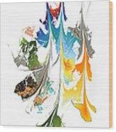 No. 1014 Wood Print