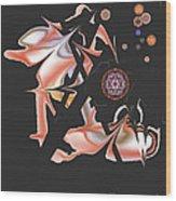No. 1074 Wood Print