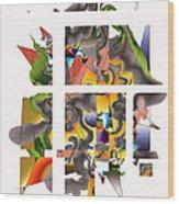 No. 1105 Wood Print