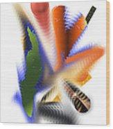 No. 1133 Wood Print