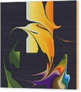 No. 1143 Wood Print