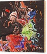 No. 224 Wood Print