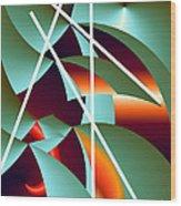 No. 228 Wood Print