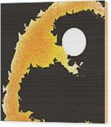 No. 399 Wood Print