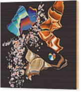 No. 459 Wood Print