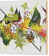 No. 47 Wood Print