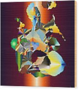 No. 573 Wood Print