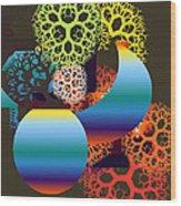 No.  817 Wood Print