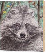 Stop Fur Trade  Wood Print