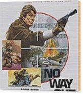 No Way Out, Aka Big Guns - Tony Wood Print