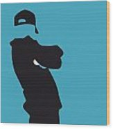 No025 My Beastie Boys Minimal Music Poster Wood Print