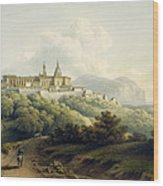 No.2289 Chiesa Della Santa Casa Wood Print