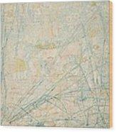 No.3713 Songe De La Fantasie, 1864 Wood Print