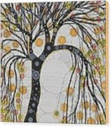 Noble Passion Wood Print