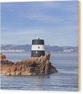 Noirmont Point Tower - Jersey Wood Print