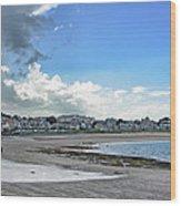 North Berwick Scotland Wood Print