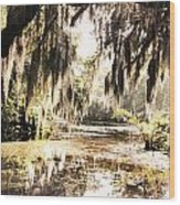 North Carolina 8 Wood Print