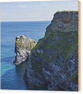 Photographs Of Cornwall North Coast  Cornwall Wood Print