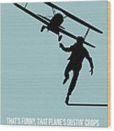 North Poster 3 Wood Print