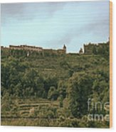 Northern Italy Countryside Wood Print