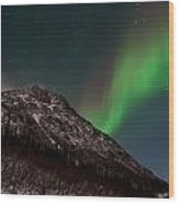 Northern Lights 1 Wood Print