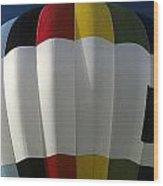 Northern Telecom Ballon Wood Print