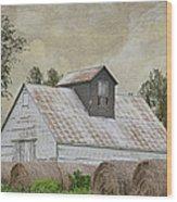 Nortonville Kansas Wood Print