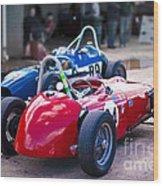 Nota Major And Nota Bmc Formula Junior Wood Print
