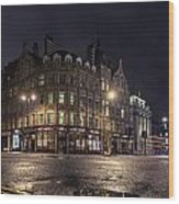 The Somerset House Wood Print
