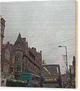 Nottingham Transit Wood Print