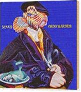 Novus Ordo Marinus Wood Print