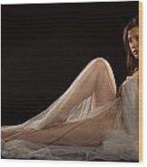 Nude 497 Wood Print