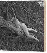 Nude 715 Wood Print