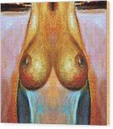 Nude Colorado Series Wood Print