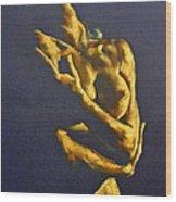 Nude - Ecstasy Wood Print