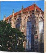 Nuremberg Cathedral Wood Print