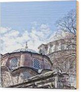 Nuruosmaniye Mosque 02 Wood Print