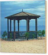 Nuweiba Beach Sinai Egypt Wood Print