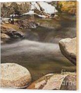 Oak Creek 2 Wood Print
