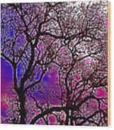 Oaks 6 Wood Print