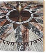 Giant Pendulum Wood Print