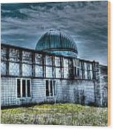 Observatory 7 Wood Print