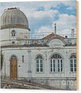 Observatory Wood Print