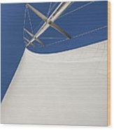 Obsession Sails 4 Wood Print