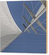Obsession Sails 8 Wood Print