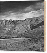 Oc Foothills 4171 Wood Print