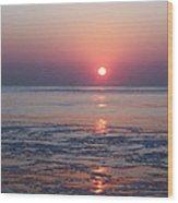 Oc Sunrise1 Wood Print
