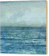 Ocean 3 Wood Print